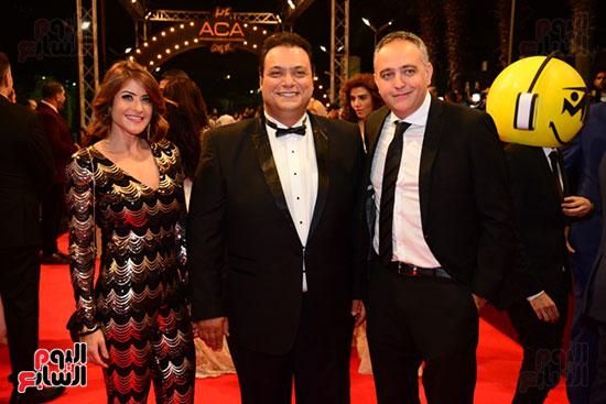 حفل توزيع جوائز السينما العربية ACA (50)