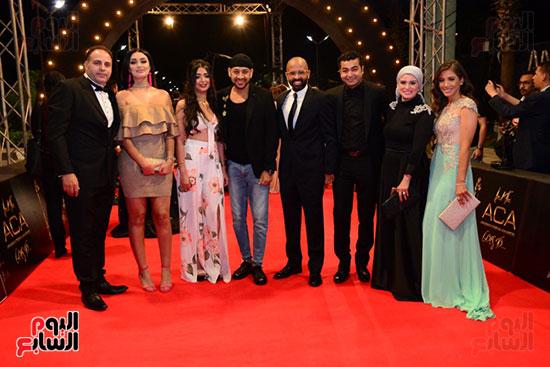 حفل توزيع جوائز السينما العربية ACA (44)