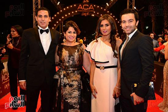 حفل توزيع جوائز السينما العربية ACA (62)