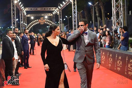 صور حفل توزيع جوائز السينما العربية ACA (6)