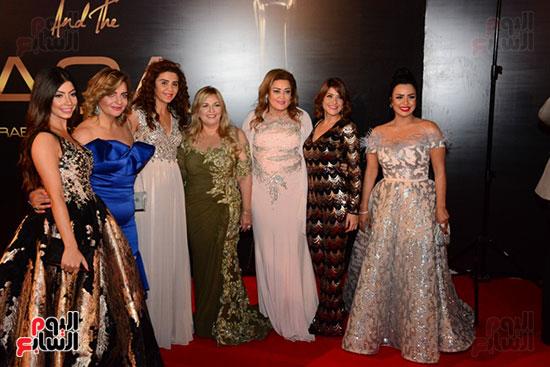 حفل توزيع جوائز السينما العربية ACA (86)
