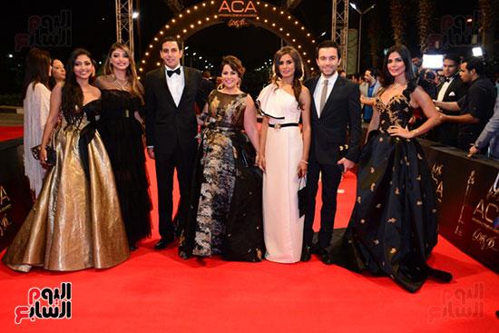حفل توزيع جوائز السينما العربية ACA (63)