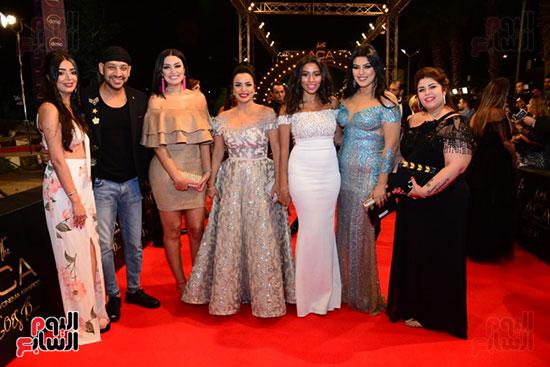 حفل توزيع جوائز السينما العربية ACA (58)