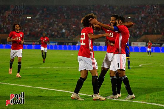 صور منتخب مصر  و سوازيلاند (5)
