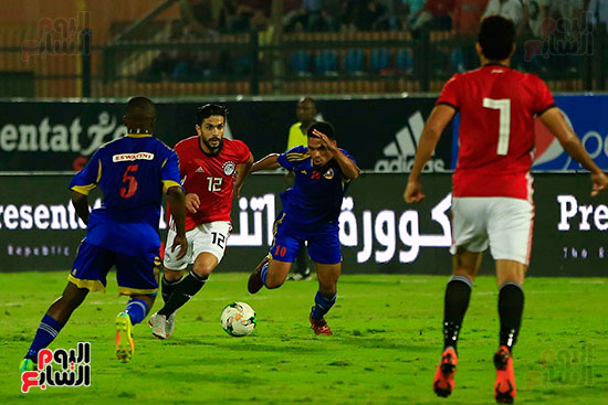 صور منتخب مصر  و سوازيلاند (24)