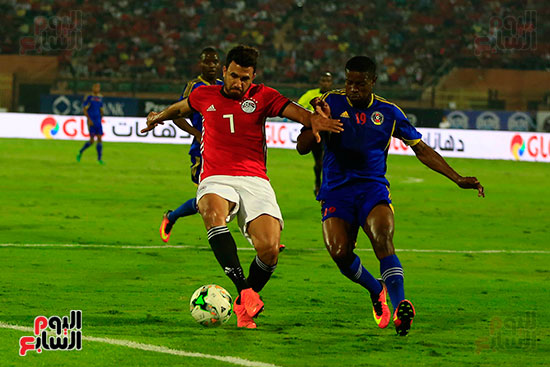 صور منتخب مصر  و سوازيلاند (12)