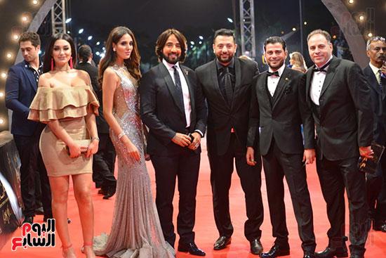 صور حفل توزيع جوائز السينما العربية ACA (16)