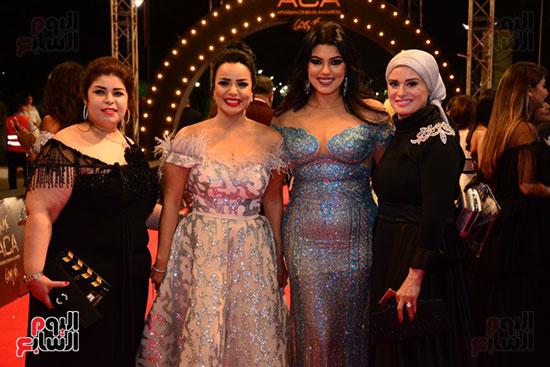 حفل توزيع جوائز السينما العربية ACA (53)
