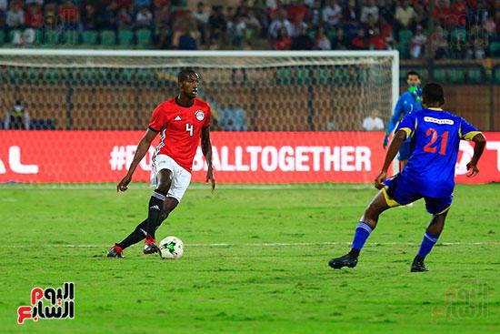 صور منتخب مصر  و سوازيلاند (2)