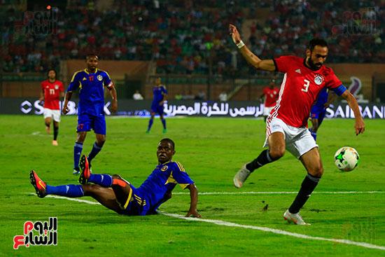 صور منتخب مصر  و سوازيلاند (3)