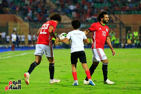 صور منتخب مصر  و سوازيلاند (1)
