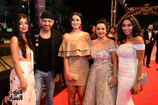 حفل توزيع جوائز السينما العربية ACA (57)