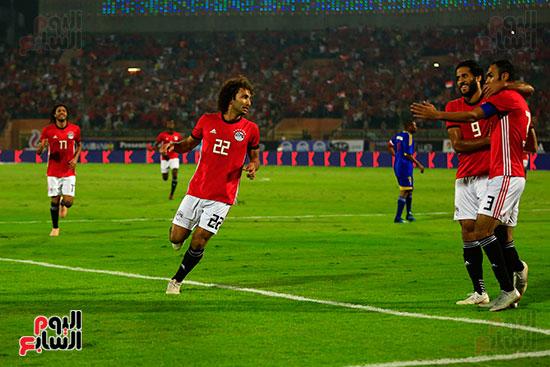 صور منتخب مصر  و سوازيلاند (4)