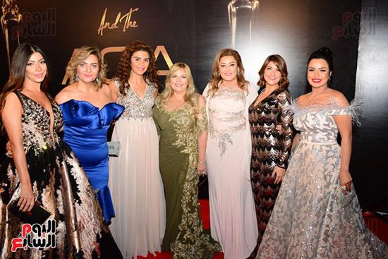حفل توزيع جوائز السينما العربية ACA (85)