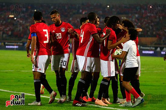 صور منتخب مصر  و سوازيلاند (8)