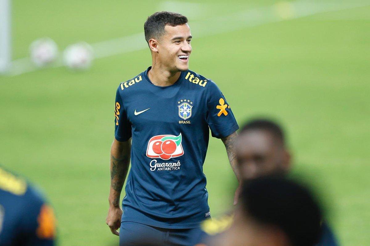 كوتينيو نجم البرازيل