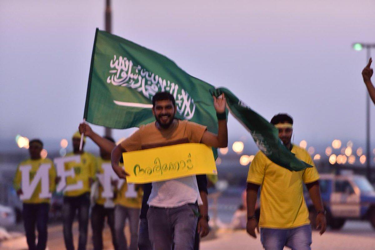 جماهير السعودية 3