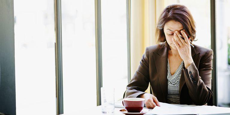 التعب والارهاق من اعراض انقطاع الطمث