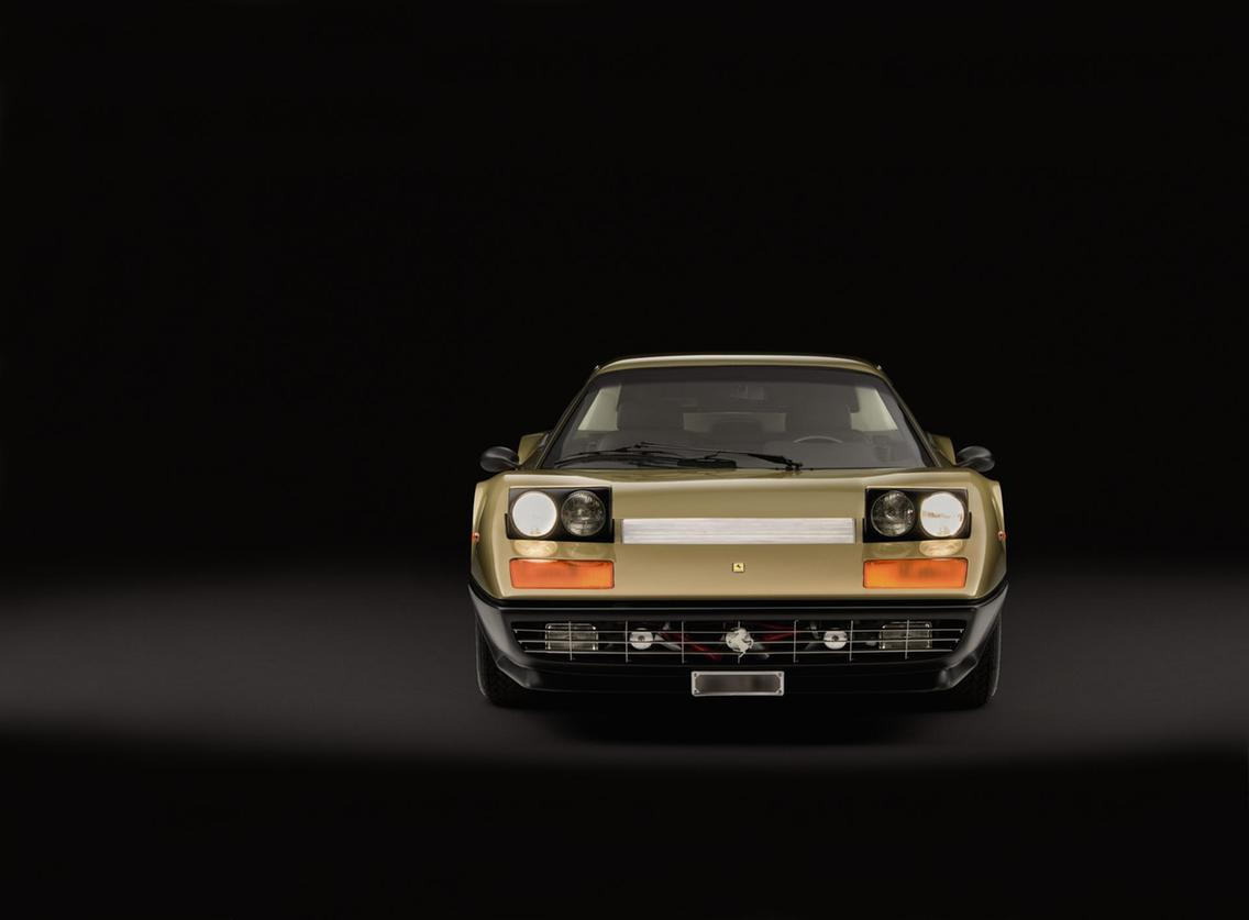 1977 Ferrari 512 BB_£350,000 - 450,000 FRONT