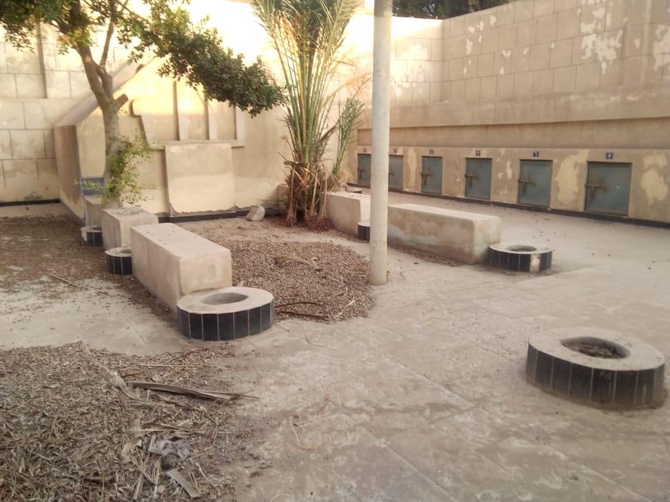 13-مقابر البشوات