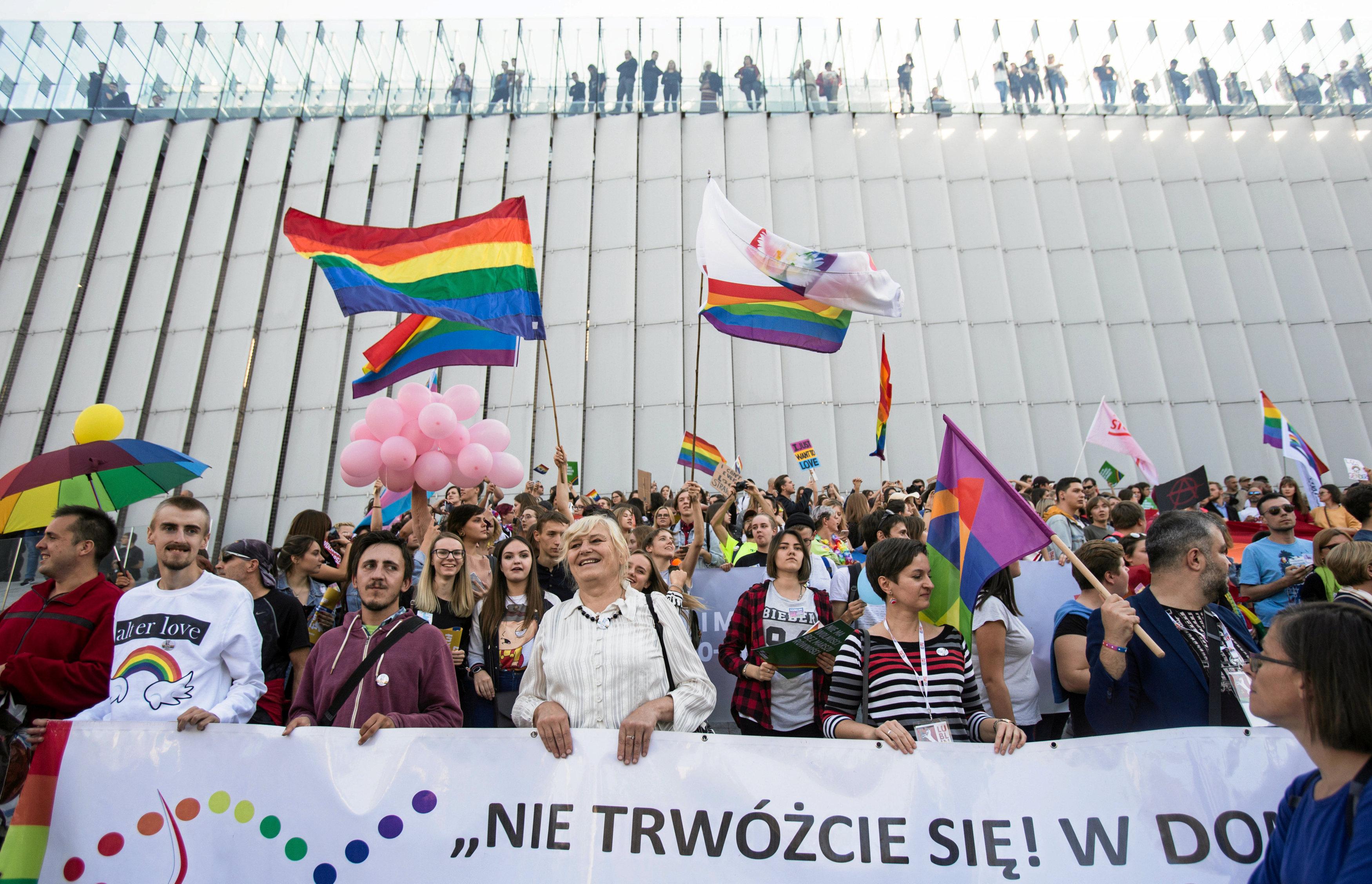 مسيرة المساواة
