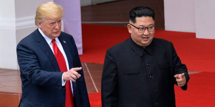 التقارب الأمريكى الكورى الشمالى كان صفعة أولى لطهران