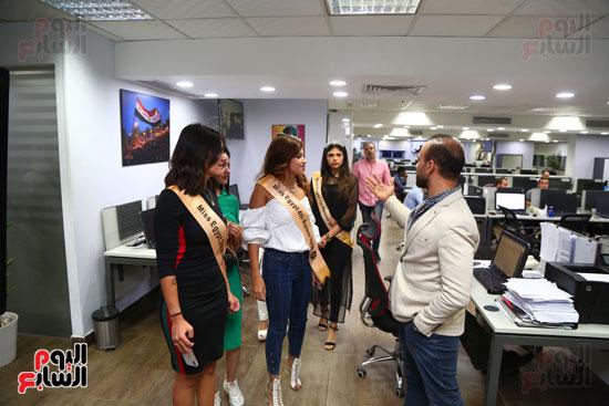ملكات جمال مصر (8)