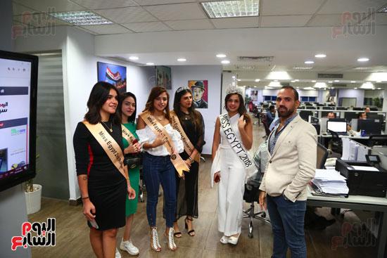 ملكات جمال مصر (10)