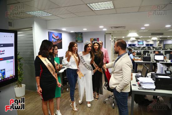 ملكات جمال مصر (9)