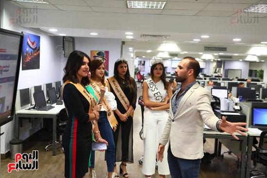 ملكات جمال مصر (11)