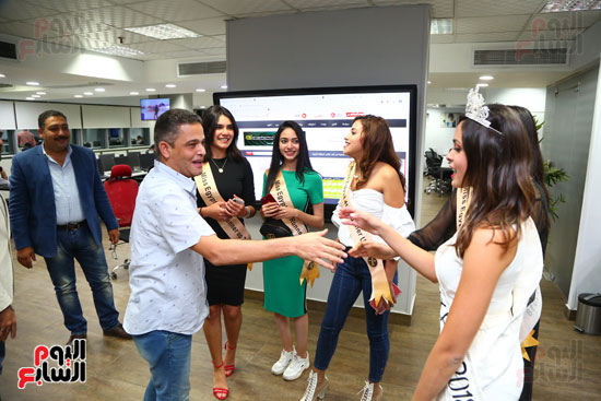 ملكات جمال مصر (12)