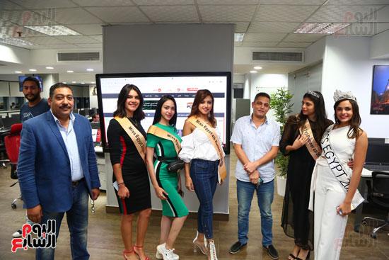 ملكات جمال مصر (18)