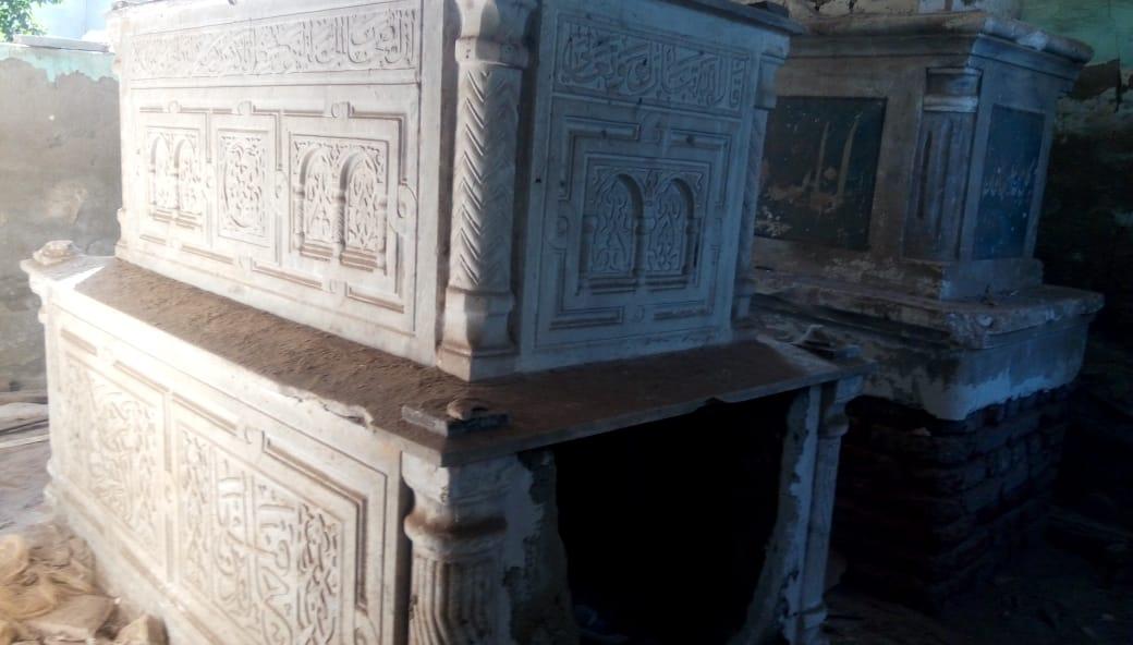 8-مقابر البشوات