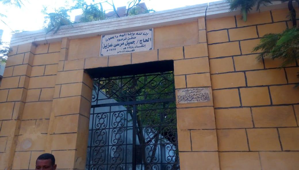 18-مقابر البشوات