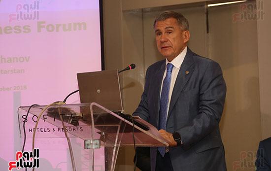 مؤتمر تعاون بين مصر وتاترسان (10)