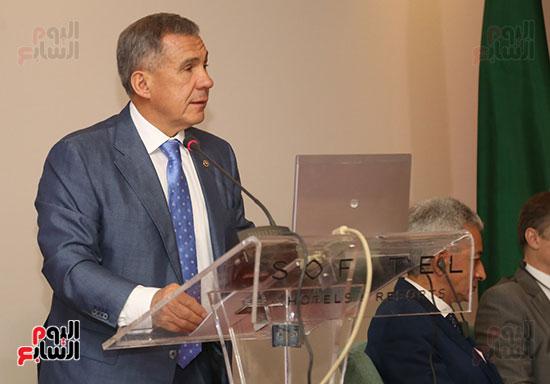 مؤتمر تعاون بين مصر وتاترسان (9)