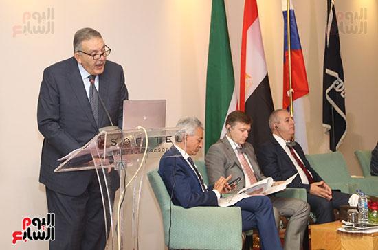 مؤتمر تعاون بين مصر وتاترسان (5)
