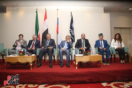 مؤتمر تعاون بين مصر وتاترسان (15)