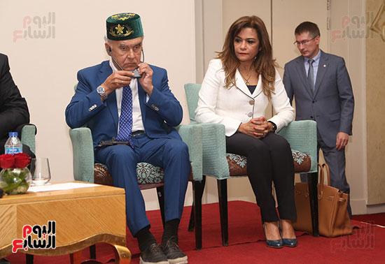 مؤتمر تعاون بين مصر وتاترسان (2)