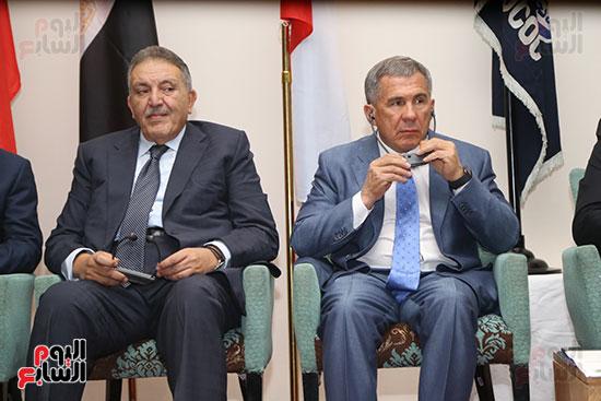 مؤتمر تعاون بين مصر وتاترسان (1)