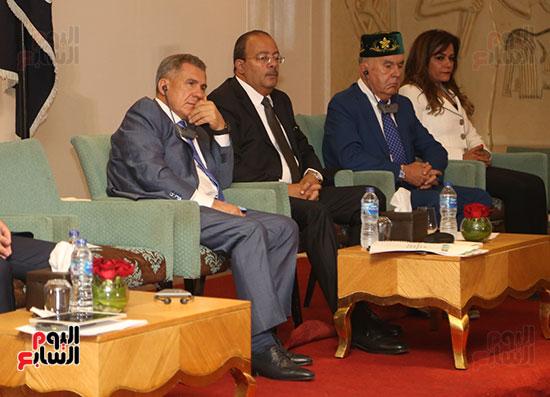 مؤتمر تعاون بين مصر وتاترسان (4)