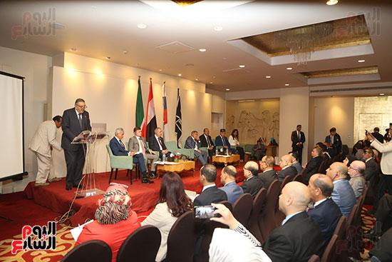 مؤتمر تعاون بين مصر وتاترسان (13)
