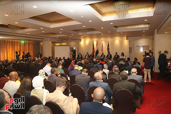 مؤتمر تعاون بين مصر وتاترسان (12)