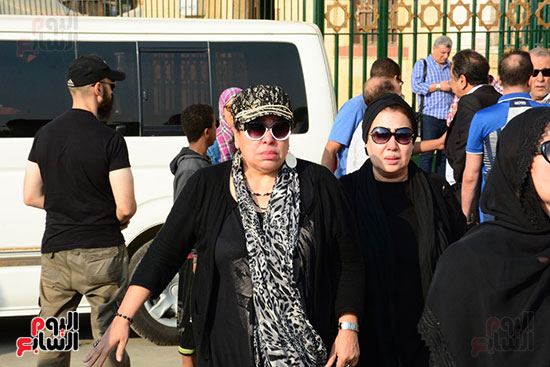 صور جنازة أحمد عبد الوارث (19)