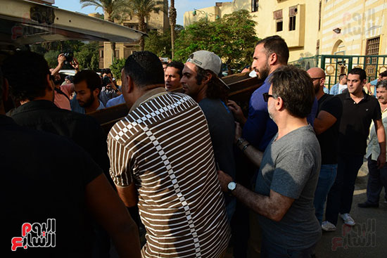صور جنازة أحمد عبد الوارث (14)