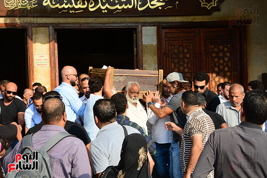 صور جنازة أحمد عبد الوارث (8)