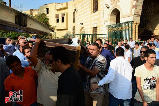 صور جنازة أحمد عبد الوارث (11)