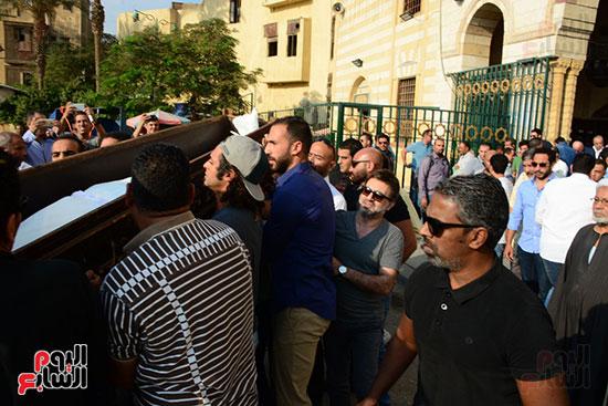 صور جنازة أحمد عبد الوارث (12)