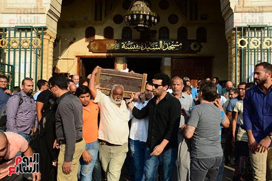 صور جنازة أحمد عبد الوارث (9)