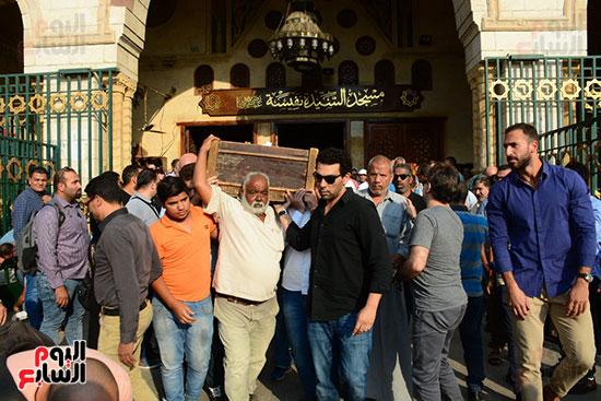 صور جنازة أحمد عبد الوارث (10)